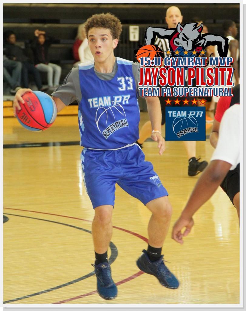 JAYSON PILSITZ-TEAM PA SUPERNATURAL-15-MVP