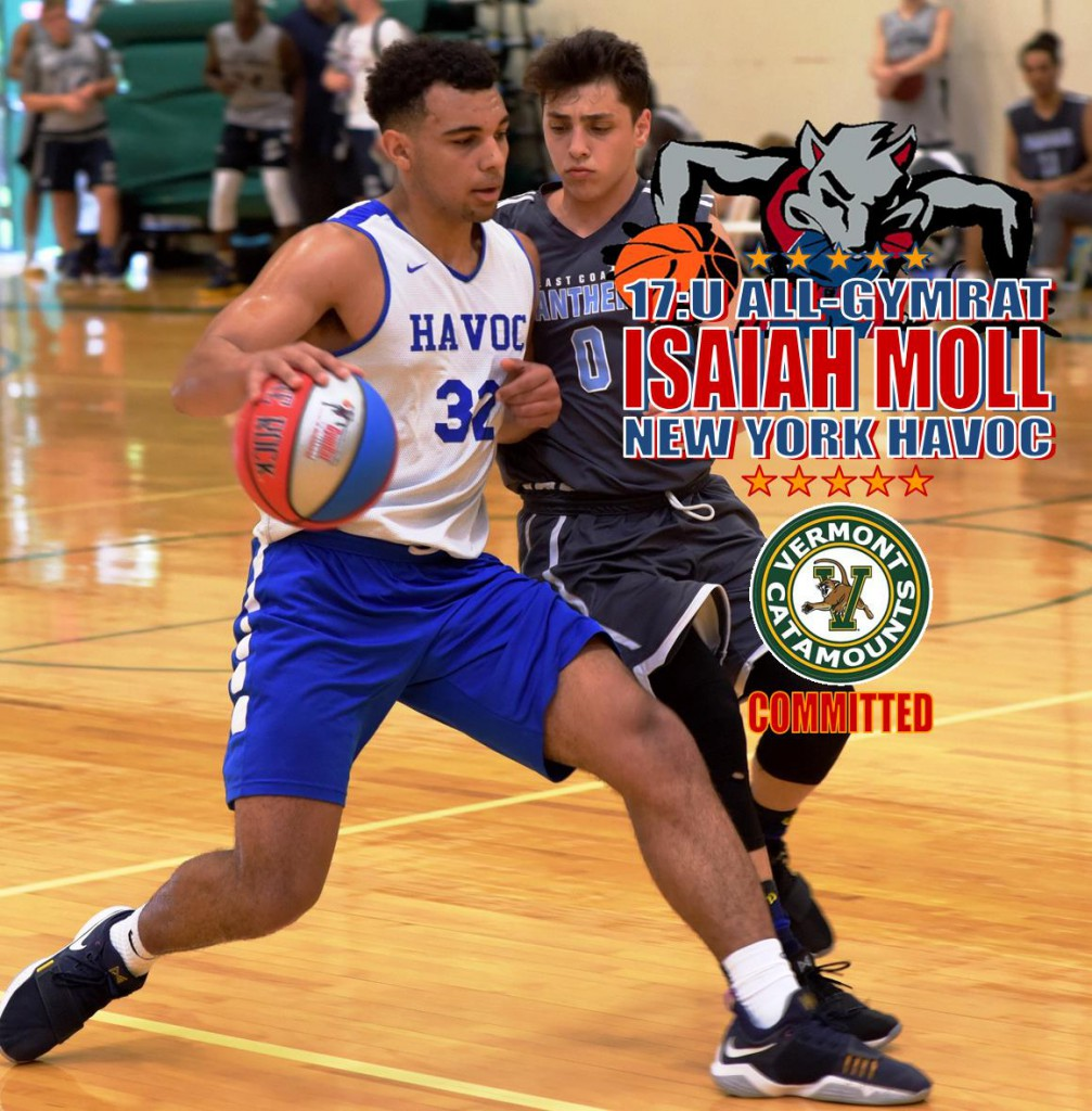 ISAIAH MOLL-NY HAVOC-17U-ALL-UVM