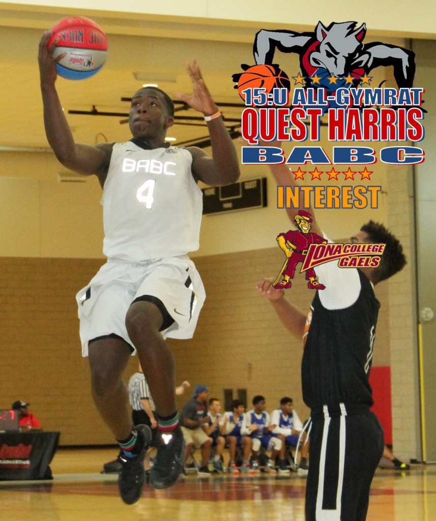 QUEST HARRIS-BABC-15U-ALL