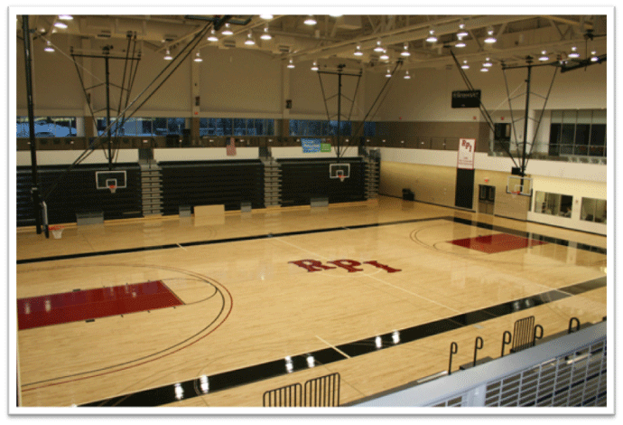 RPI EAST CAMPUS ARENA