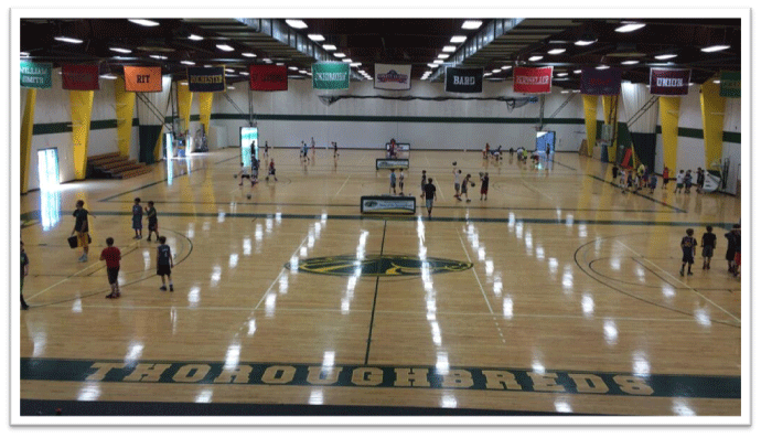 SKIDMORE COLLEGE WILLIAMSON ATHLETICS CENTER