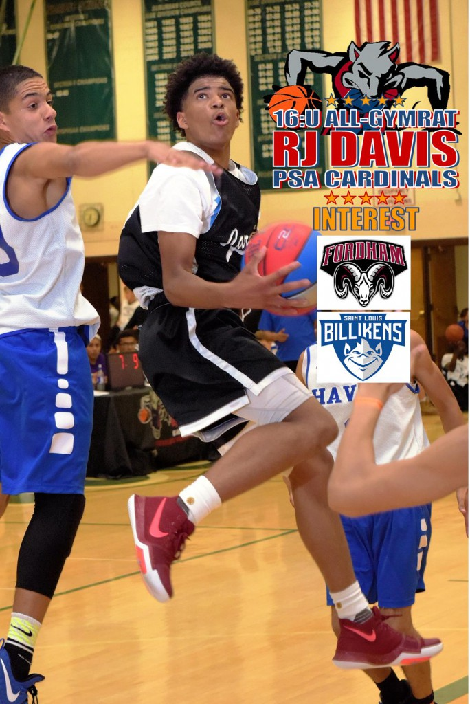RJ DAVIS-PSA CARDINALS-16-ALL