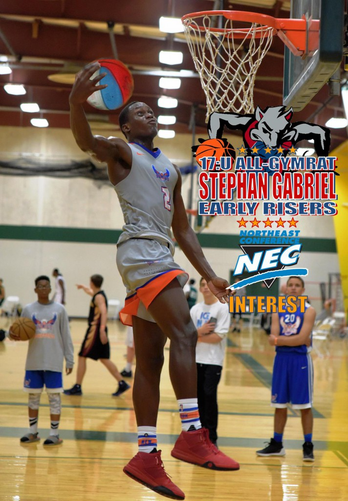 STEPHAN GABRIEL-EARLY RISERS-17U ALL-NE 10