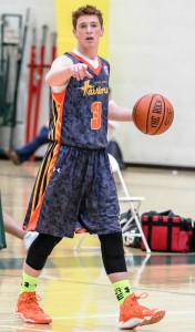 1-ALL-GymRat CHALLENGE floor general JAKE SILPE directs traffic for the JERSEY S