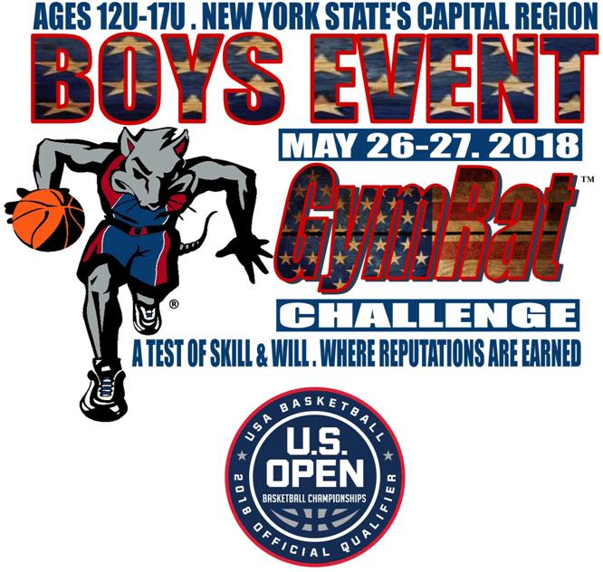 GymRat Challenge Boys Event