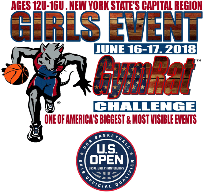 GymRat Challenge Girls Event