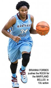 29-BRIANNA-FORBES-pushes-the-ROCK-for-the-MARYLAND-BELLES-in-13U-action