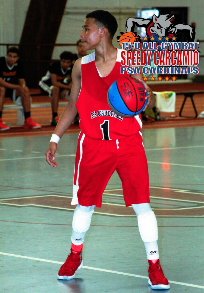 SPEEDY CARCAMIO