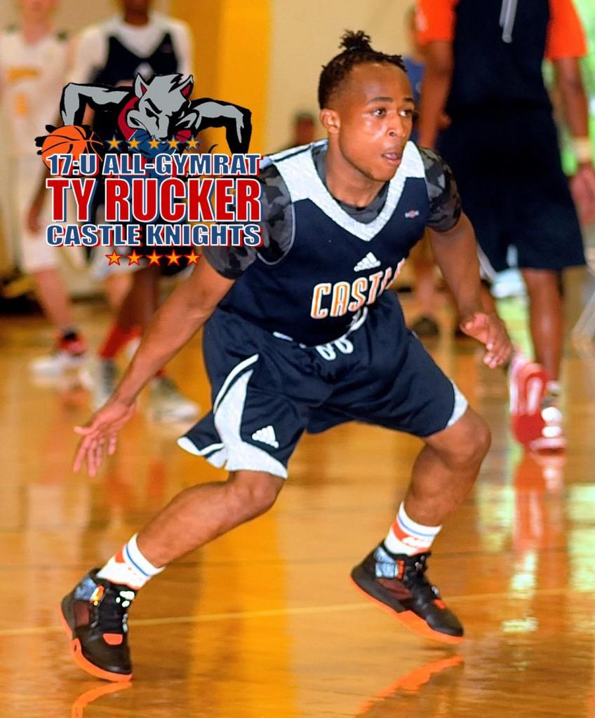 TY RUCKER