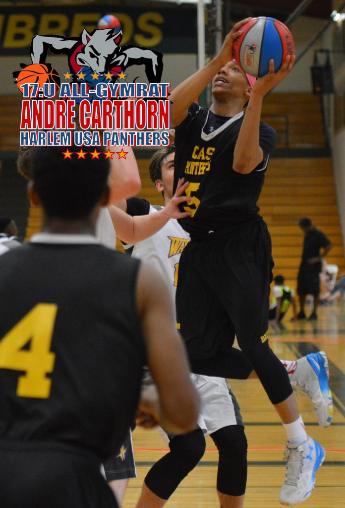 ANDRE CARTHORN