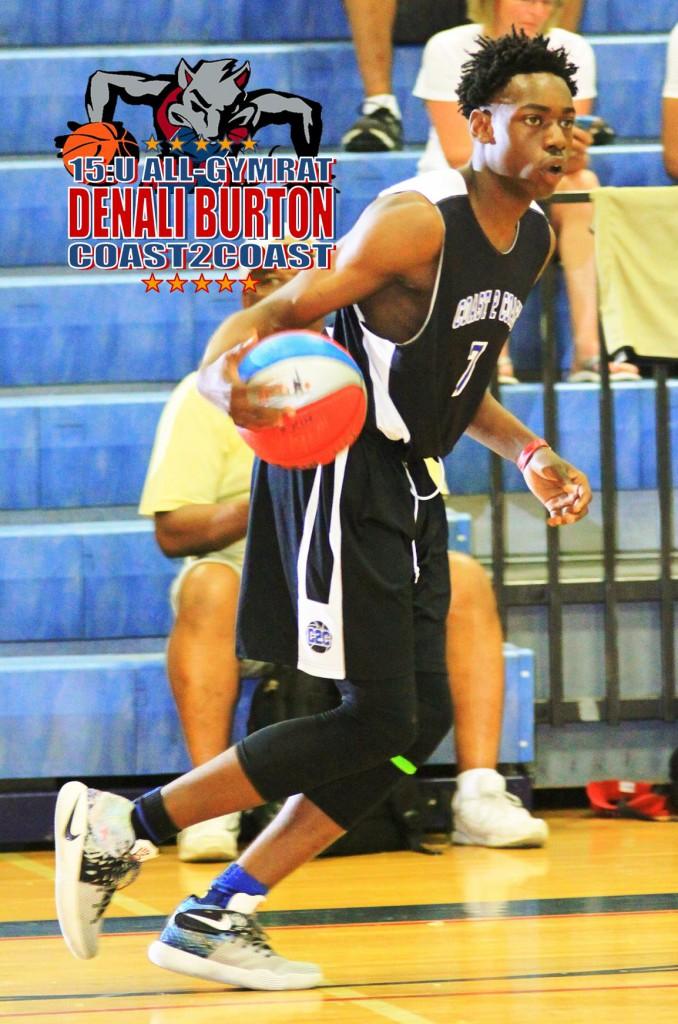 DENALI BURTON