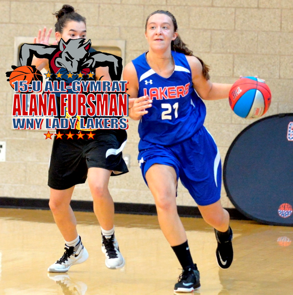 ALANA FURSMAN-WNY LADY LAKERS-15-ALL