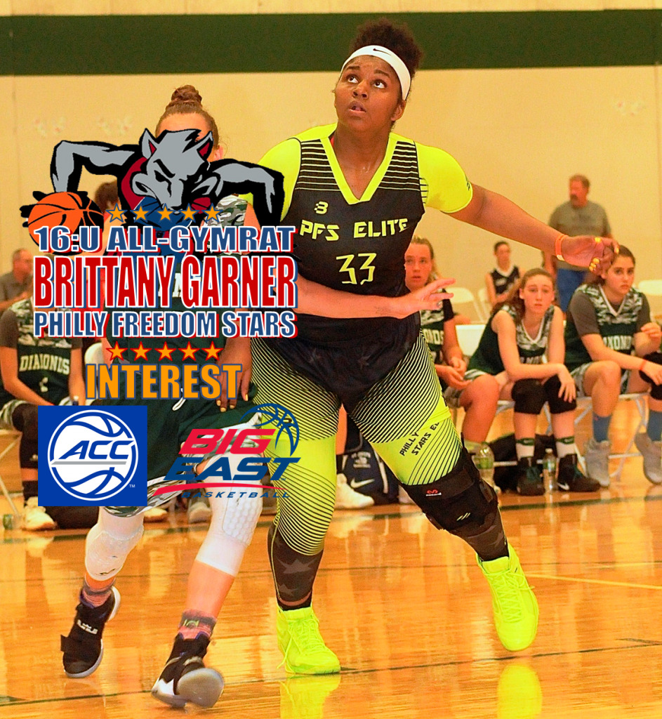 BRITTANY GARNER-PHILLY FREEDOM-16U-ALL-BIG EAS T ACC