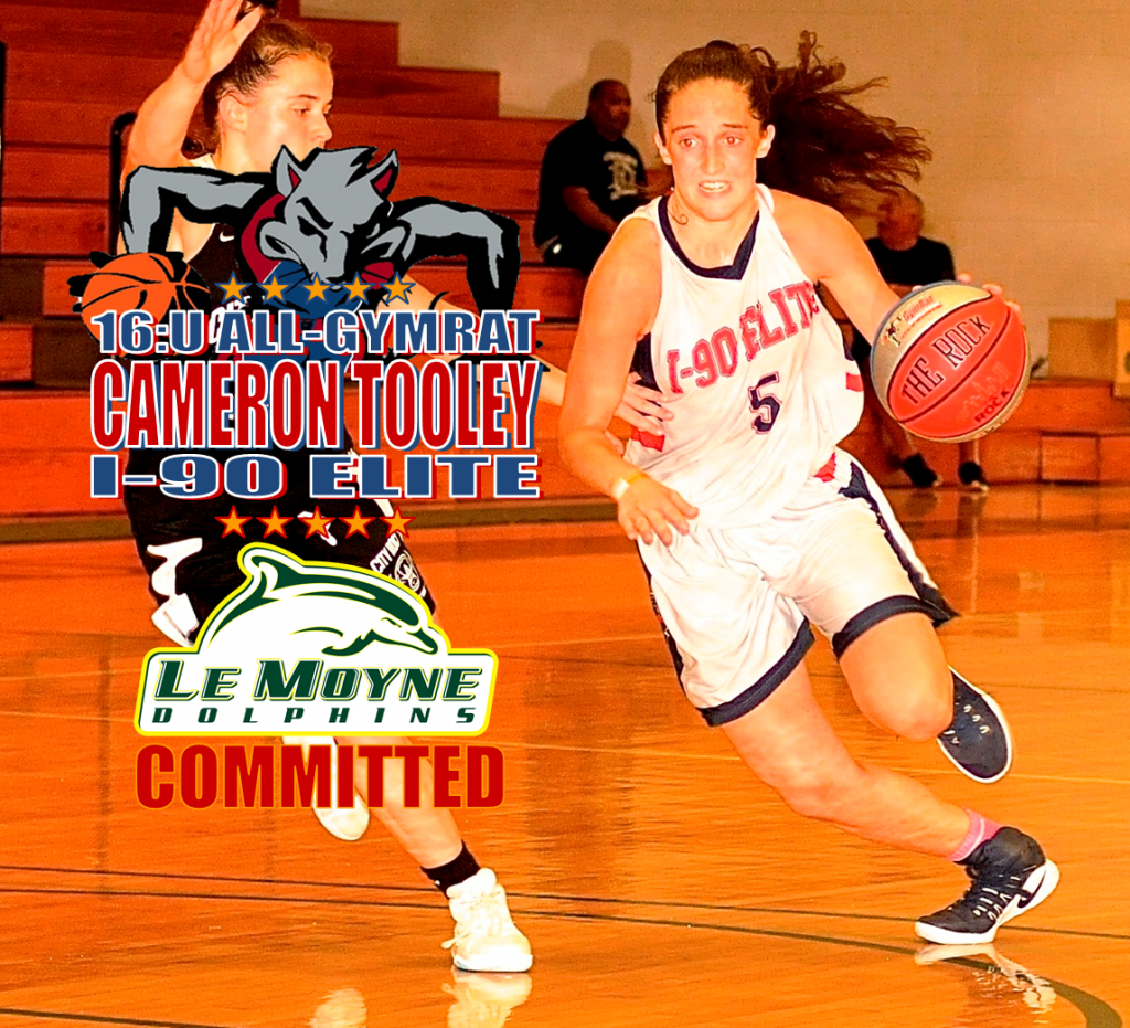 CAMERON TOOLEY-I-90 ELITE-16 ALL-LEMOYNE