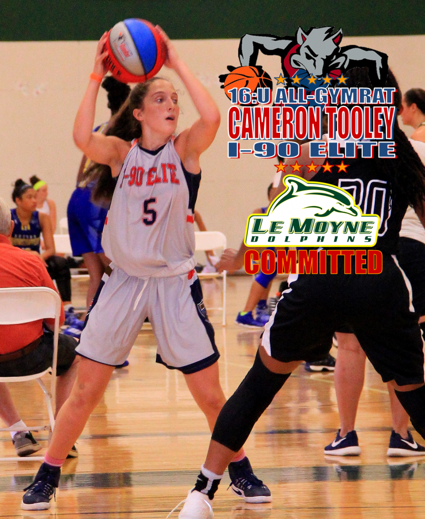 CAMERON TOOLEY-I-90 ELITE-16 ALL-LEMOYNE-DOERS
