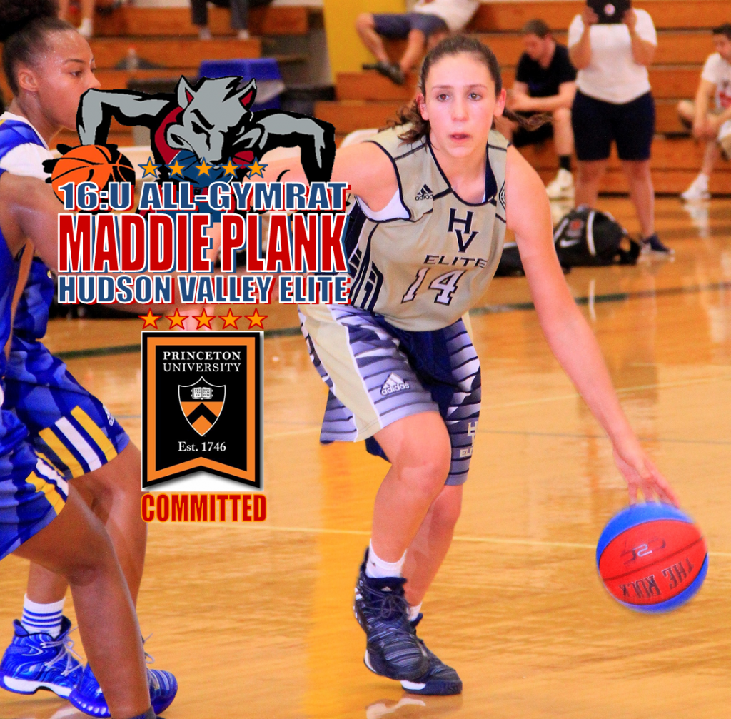 MADDIE PLANK-HUDSON VALLEY ELITE-16U-ALL-PRINCETON