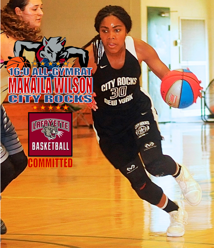 MAKAILA WILSON-CITY ROCKS-16-ALL-LAFAYETTE