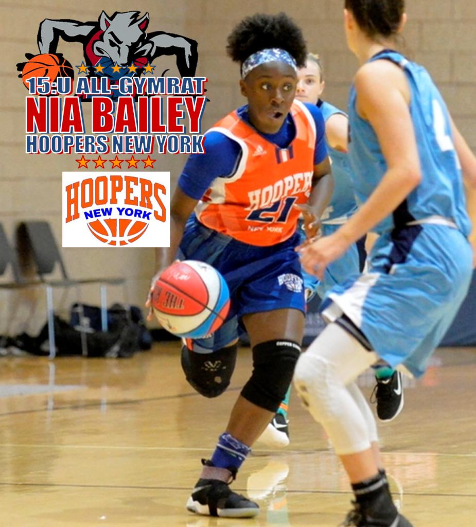 NIA BAILEY-HOOPER NY-15U-HM