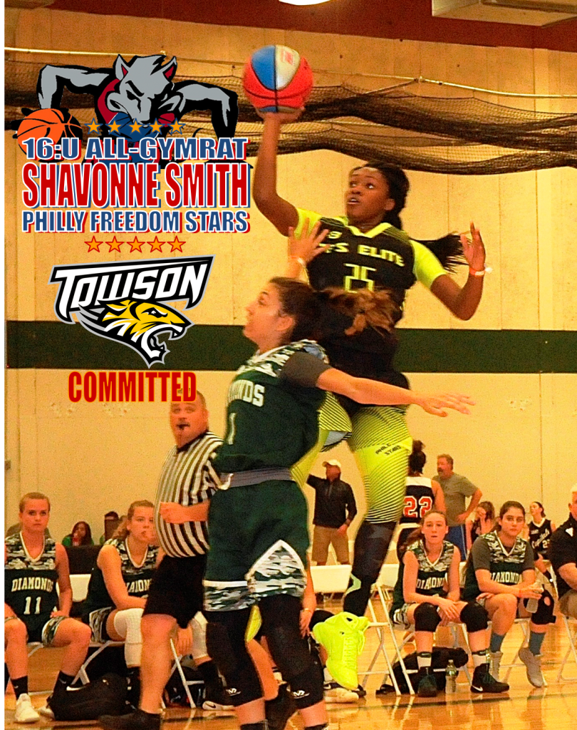 SHAVONNE SMITH-PHILLY FREEDOM-HM-TOWSON