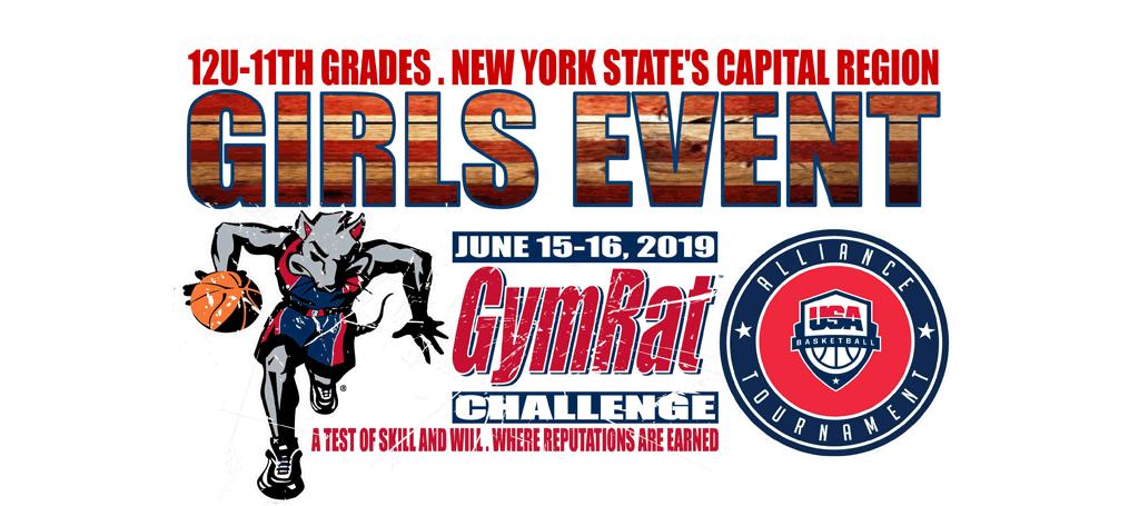 GIRLS GymRat CHALLENGE