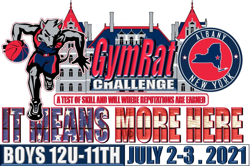 BOYS GymRat Challenge